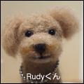 Rudyくん